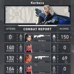 Valorant Combat Report Not Showing